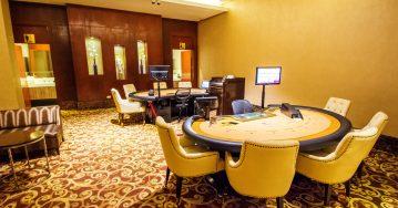 Casino VIP room