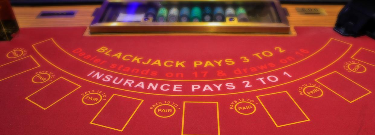 Play Black Jack in a Casino in Clark, Pampanga, Philippines