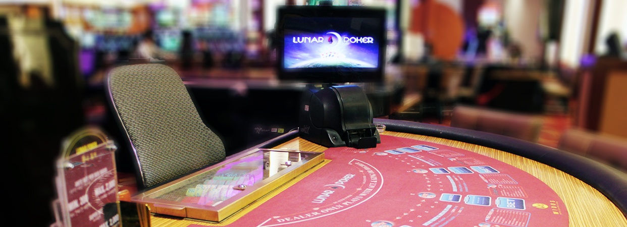 Lunar Poker in Clark