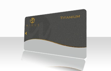 Titanium Widus Rewards Membership