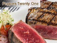 Peppers Twenty One Best Steakhouse in Clark