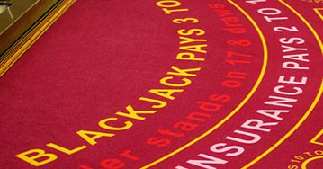 Play Black Jack in a Casino in Clark, Pampanga, Philippines