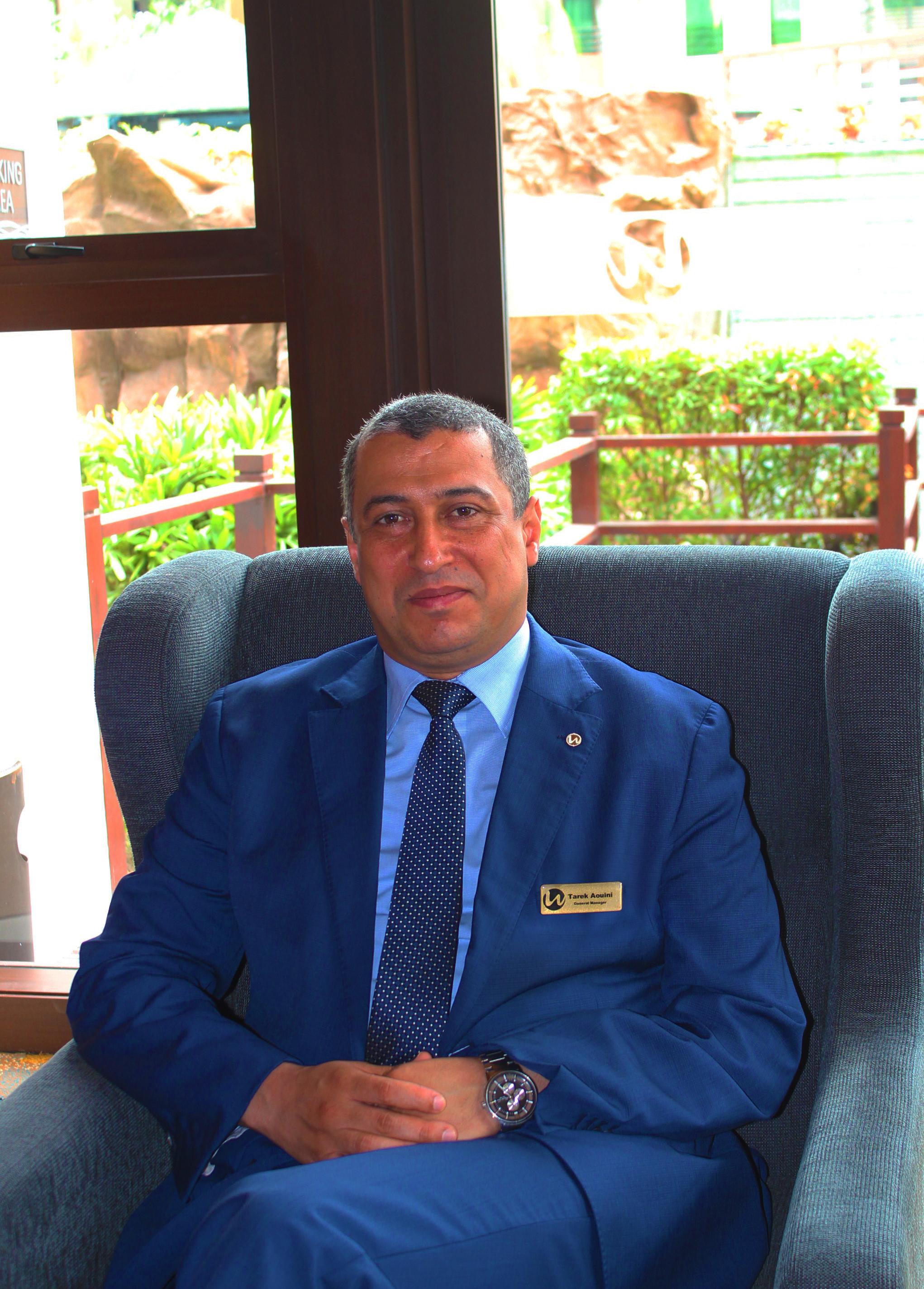 GM Tarek Aouini
