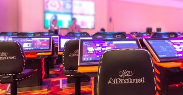 Clark Freeport Zone - ELECTRONIC TABLE GAMES