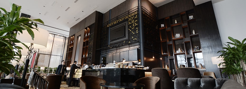 After Six the new coffee shop in Widus Hotel and Casino Clark