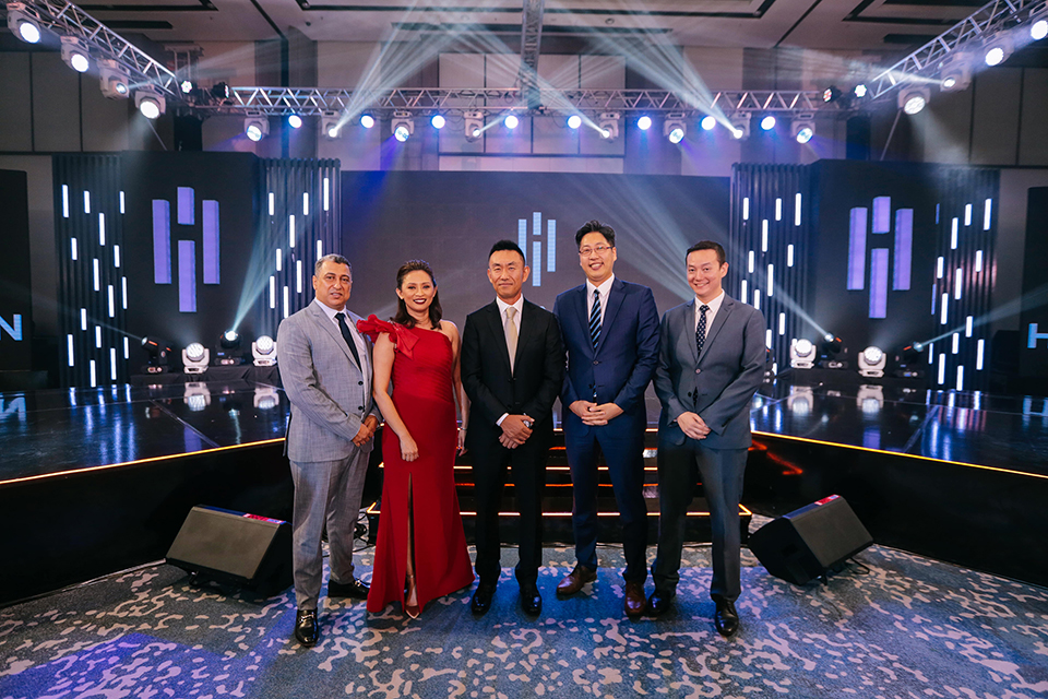 Hann Resorts brand lauching, the first integrated resorts and casino in Clark